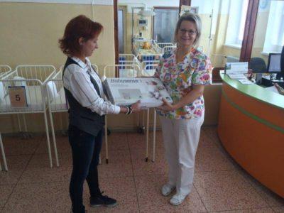 Dar pre tých najmenších pacientov