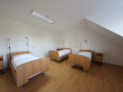 Rozšírili sme kapacity oddelenia dlhodobo chorých