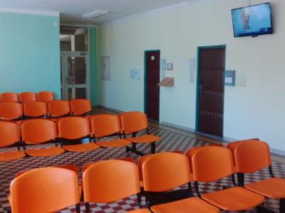 Zväčšenie kapacity čakárne v Poliklinike