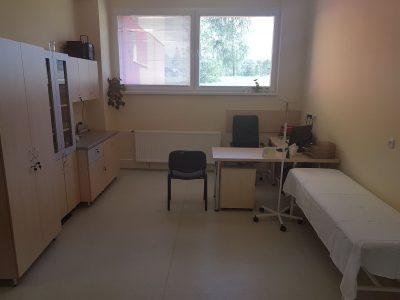 Nové priestory neurologickej ambulancie