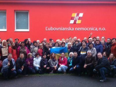 Poznávacia návšteva lekárov z Ukrajiny