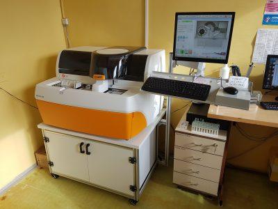 Obnova prístrojov na OKBHaT