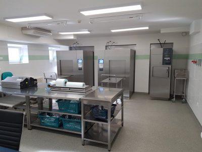 Nové pracovisko centrálnej sterilizácie