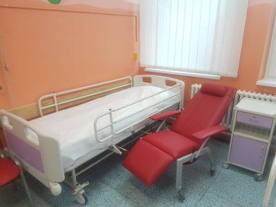 Novinka pre doprovod najmenších pacientov