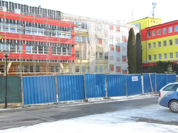 Mega-prestavba Ľubovnianskej nemocnice, n.o. pokračuje