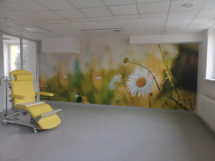 Rekonštrukcia onkologickej ambulancie